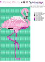 Flamingo Bead Graph