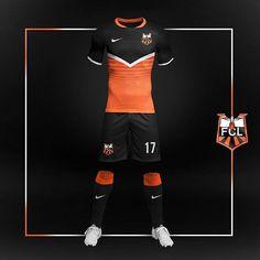 Diseño de marca y uniforme para LIBERTAD Fútbol Club #soccer #design #graphic #football #nike #bucaramanga #instacool #instalike #instago