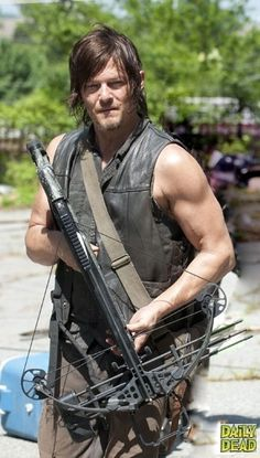 The Walking Dead - Norman Reedus