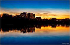 Arlington at night ... by Faris Al Orfali on 500px