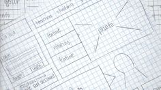 Avoid web development snarl-ups with rapid paper prototyping