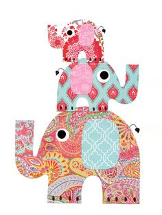 Happy Elephants Nursery Artwork Motivational Print Baby Room Decoration Kids Room Decor Nursery Gifts Under 20 art wall numbers on Etsy, $14.00