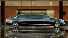 Cadillac Professional & Livery Vehicles | GM Fleet
