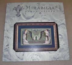 Awesome Mirabilia Counted Cross Stitch Pattern The Garden Muses Nora Corbett | eBay