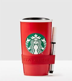 Starbucks Holiday Drinkware | Create Your Own Red Traveler