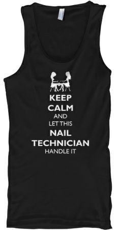 NAIL TECHNICIAN Shirts, WILL SELL OUT!!!