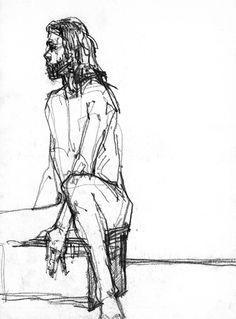 Drawing by Ödön Kunyi 78