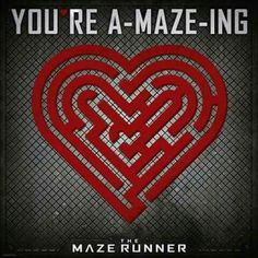 I hate Valentine's Day but this is a-maze-ing XD