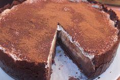 karolina-azzaro: Čokoládovo tiramisu tart Azzaro, Tiramisu, Espresso, Tart, Ethnic Recipes, Desserts, Food, Espresso Coffee, Tailgate Desserts