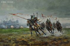 Temeris Lancers charging across the battlefield Military Art, Military History, Medieval World, Knight Armor, Fictional World, Inspirational Artwork, High Fantasy, Knights Templar, Fantasy Artwork