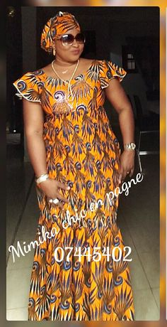 African Maxi Dresses, Latest African Fashion Dresses, African Dresses For Women, African Print Fashion, Africa Fashion, African Attire, African Wear, African Fashion Traditional, Pattern