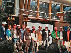 TEDx Team, sponsored by westaflex