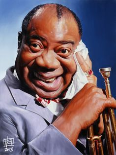 ALTAMORE UNABASHED: Louis Armstrong