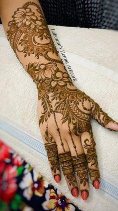 Henna Designs Feet, Floral Henna Designs, Basic Mehndi Designs, Finger Henna Designs, Latest Bridal Mehndi Designs, Mehndi Designs For Girls, Wedding Mehndi Designs, Mehndi Designs For Fingers, Latest Mehndi Designs