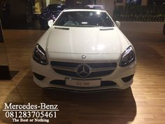Mercedes-Benz Dealer   Dealer Mercedes Benz Jakarta: Harga Mercedes Benz SLC 200 nik 2018