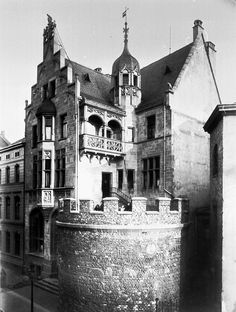 Seat of the Dombauverwaltung, Cologne
