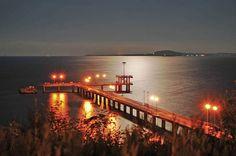 Burgas, the bridge