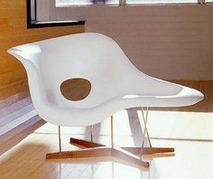 I love odd looking furnature, just like my uncle. I don't plan on having normal looking chairs in my house.