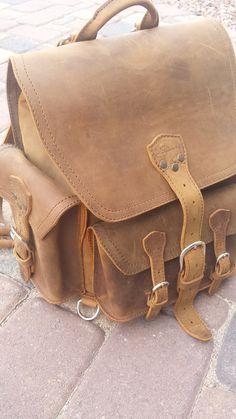 Saddleback Leather Front Pocket Backpack. Med. c241ae1aa4bfe