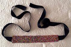 Brau realizat din margele de nisip, dimensiuni 40 cm  6 cm - 120 lei podoabe handmade