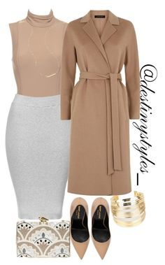 """""""Untitled #29"""" by iamdestinnny on Polyvore featuring Yves Saint Laurent, WithChic, Topshop, Jaeger, Wish by Amanda Rose, KOTUR, women's clothing, women's fashion, women and female"""