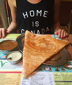 """HAPPY CANADA DAY  to all my pouting eatin' maple syrup drinkin' peeps back home! Since I didn't have a """"Canadian"""" meal to share with you tonight I figured the next closest thing was Indian food.... (Link in bio ) #homeiscanada #wethenorth #canadaday"""