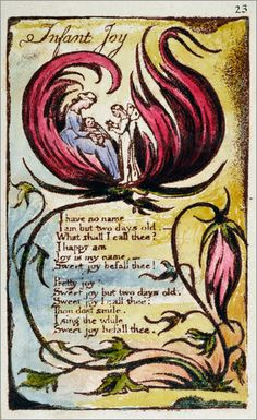 William Blake: Infant Joy