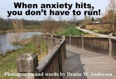 It is possible to stop a panic attack.