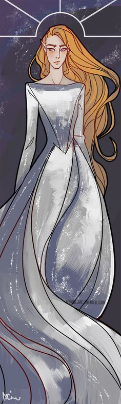 Feyre by monolime