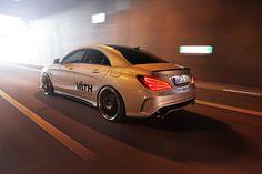 New VÄTH V25 Mercedes-benz CLA 265hp tune up
