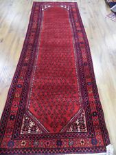 3' 6'' x 10'  Rug Clearance on Hrug eBay Store Red Sarouk HAND KNOTTED in Iran