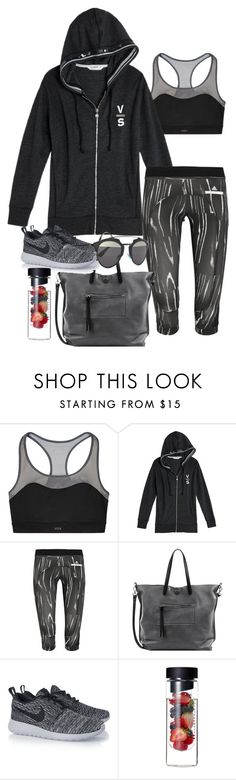 """""""Untitled #3353"""" by glitter-the-world ❤ liked on Polyvore featuring Victoria's Secret, adidas, Linea Pelle, NIKE, Christian Dior, women's clothing, women's fashion, women, female and woman"""