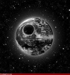 Moon Death Star