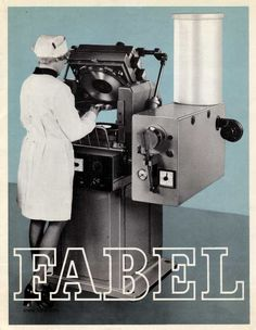 Fabel Record Press