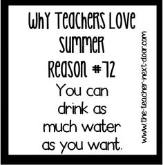 Truth! Find more teacher humor and observations that might make you laugh on The Teacher Next Door's Teacher Humor Pinterest Board.