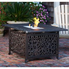 1000 Images About Backyard Renovation On Pinterest Propane Fire Pit Table