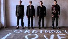 """Con imágenes de U2, se estrena otro video de """"Ordinary Love"""""""