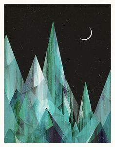 Isolation by Andrew Bannecker, via Behance