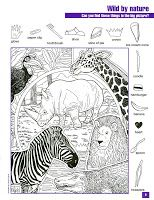 Pictogram Puzzles Printable Wild by Nature Hidden Pictures … Hidden Picture Games, Hidden Picture Puzzles, Hidden Pics, Hidden Object Puzzles, Hidden Objects, African Animals, African Safari, Puzzles For Kids, Activities For Kids