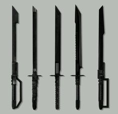 Zombie weapons?