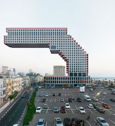 I can't believe this is actually a building, great minds!