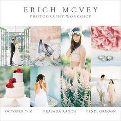 Erich McVey Photography Workshop