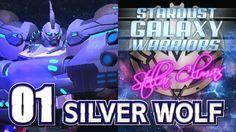 [21] Stardust Galaxy Warriors: Stellar Climax SILVER WOLF 01  スターダスト ギャラ...