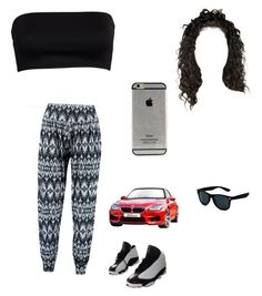 """""""My way"""" by zendaya090 ❤ liked on Polyvore featuring Boohoo, NIKE and Retrò"""