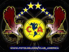MEXICAN SOCCER TEAM AMERICA   Club America by pedro vicente