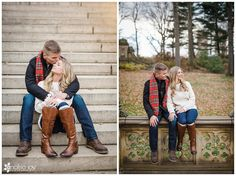 Engagement Session: Evan & Whitney// Central Park, New York City, New York » Analisa Joy Photography