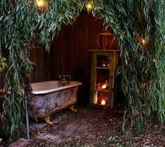 Secret bath