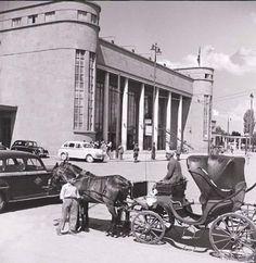 Ankara Garı (1940'li yıllar) #birzamanlar #istanlook #nostalji