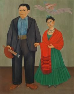 Frida Kahlo on the Cover of Vogue | Diego Rivera