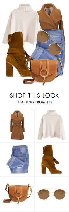 """""""Untitled #51"""" by melsonxoxo on Polyvore featuring Taya, Casadei, Frye and Mykita"""